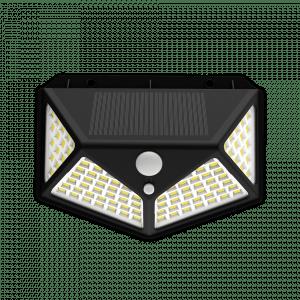 Luz Solar de Exterior LED LEO (Pack de 2)