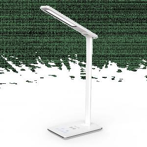 Lámpara Escritorio LED con Carga Inalámbrica Wireless INDUS