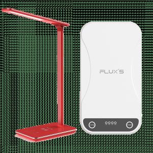 Pack Flexo INDUS y Esterilizador UVC LIBRA